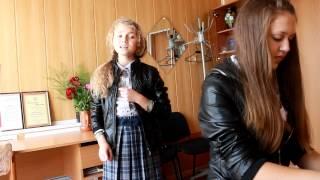 Александра Капустина и Лиза Петрова - Танец старинный(Та что поёт - http://vk.com/c1c1c1c1 Та что играет - http://vk.com/id97107225 Подписывайтесь ..., 2012-09-05T15:48:46.000Z)
