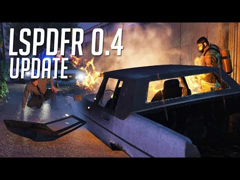 LSPDFR 0.4 Preview Series - Crime System