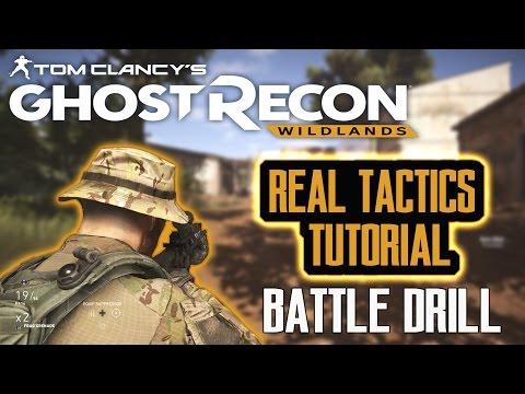 Real Tactics Tutorial by Former Royal Marine - Ghost Recon Wildlands