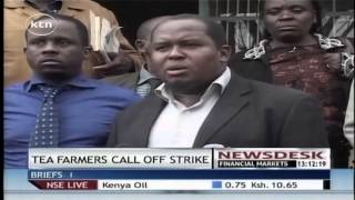 Embu tea farmers' planned boycott called off
