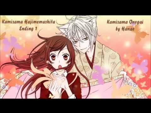 Kamisama Hajimemashita Ending 1 Magyar Felirattal letöltés