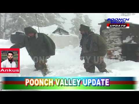 Mughal road remain closed due to heavy snowfall