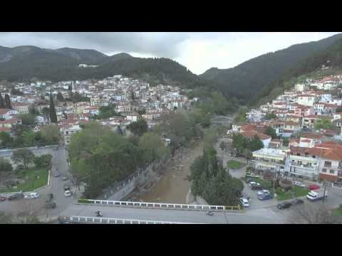 Greece - Xanthi - DJI Phantom 3 -  Kosynthos River