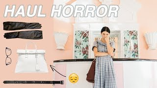 My Pre-owned Bag Horror Story (Try-on Haul)