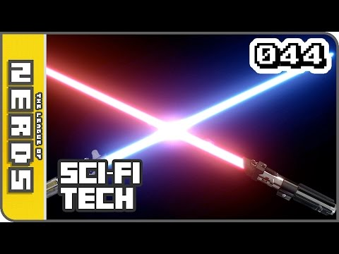 Sci-Fi Tech the Good, the Bad, and the Ugly - TLoNs Podcast #044