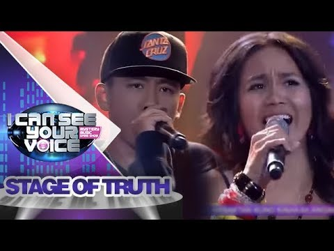 I Can See Your Voice PH: Hikaw Na! with Shanti Dope  Stage Of Truth