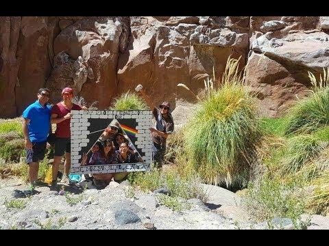 Brain Damage, Tributo Pink Floyd en San Pedro de Atacama (COMPLETO)