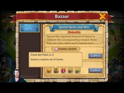 Rolling 60000 Gems For Android Bazaar Looking 4 Revenant Castle Clash