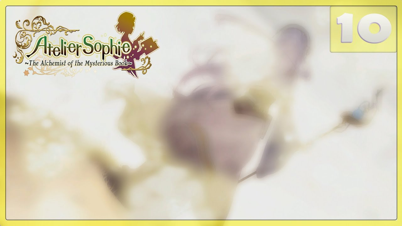 atelier sophie ~the alchemist of the mysterious book story atelier sophie ~the alchemist of the mysterious book 12300story12301 reclaim memories 5