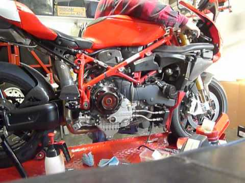 ducati 999s after motolectric hicap ii wiring kit youtube rh youtube com Remote Car Starter Wiring Diagram Starter Wiring Diagram