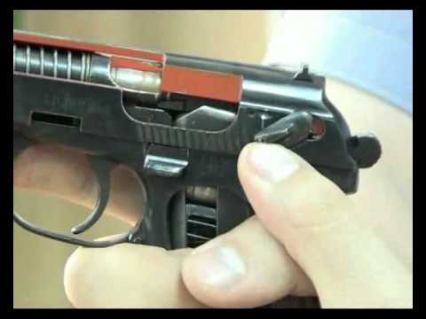 и механизмов пистолета