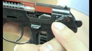 6 Работа частей и механизмов пистолета Макарова