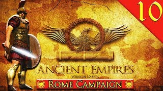 WAR WITH EGYPT Ancient Empires Total War Rome C aign Gameplay 10