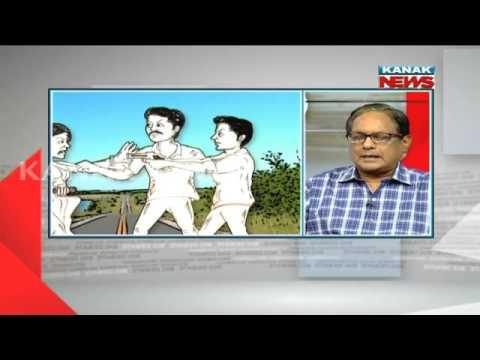Big Debate: Increasing Crime Rate in Odisha