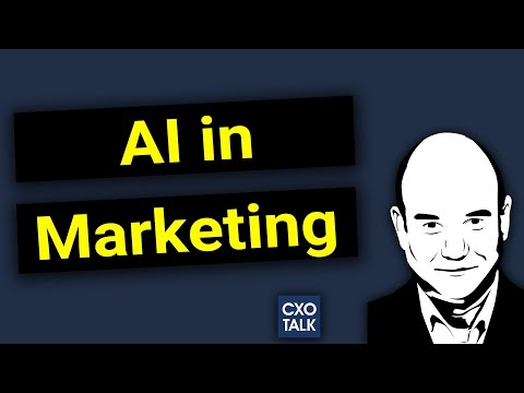 #209: Artificial Intelligence (AI) in Marketing