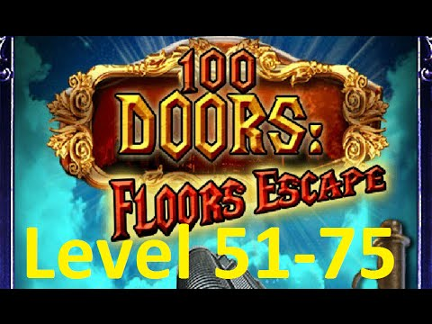 100 Doors Floors Escape Level 51 75 Tower 100