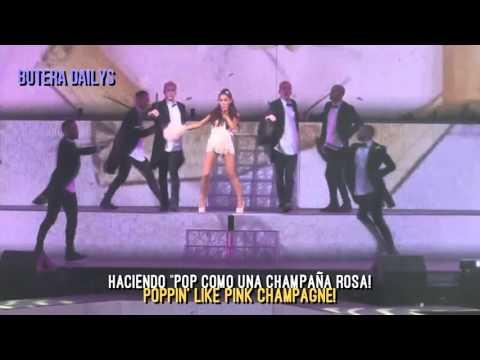 Ariana Grande - Pink Champagne [Lyrics + Sub Españ