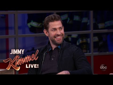 John Krasinski on Casting Wife Emily Blunt in A Quiet Place Mp3