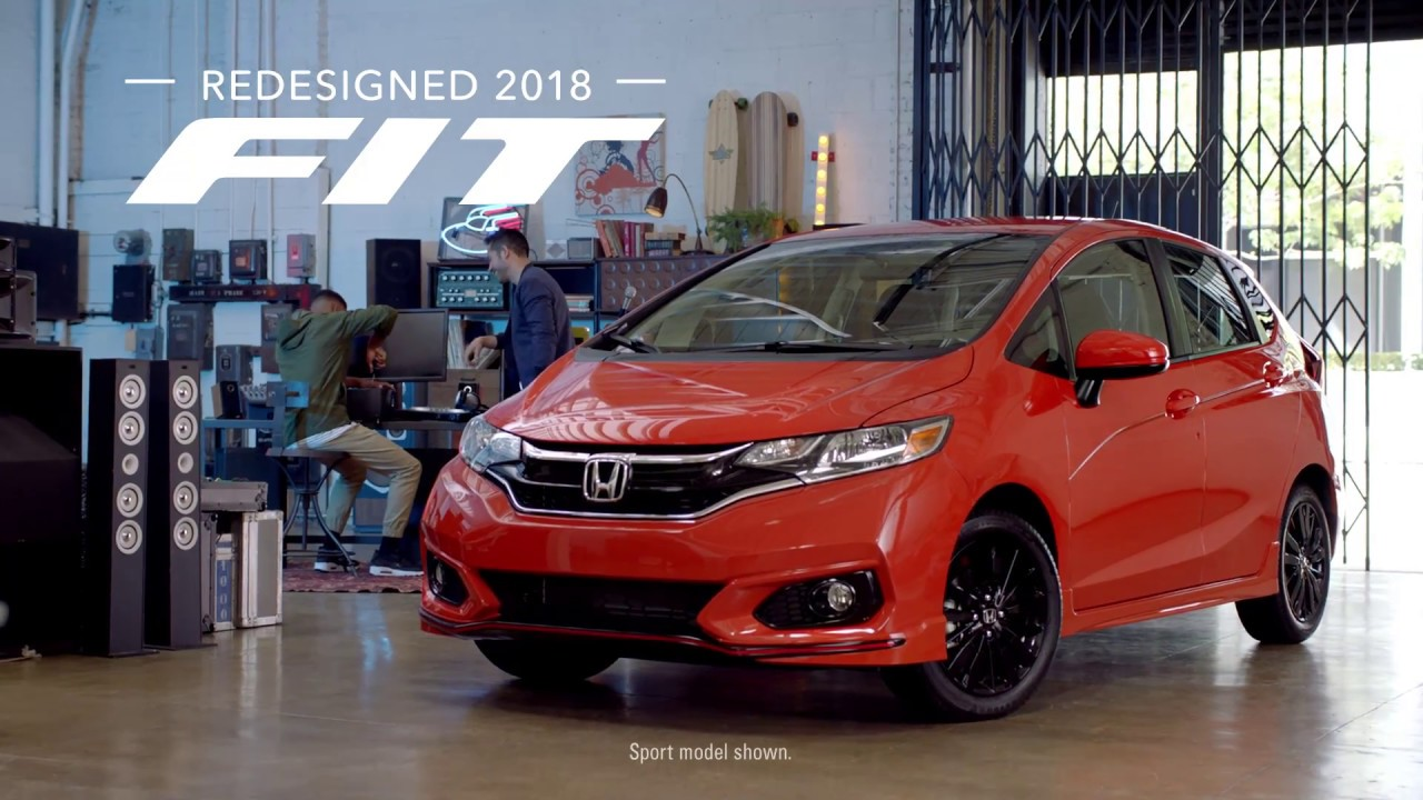 2018 Honda Fit Vs Kia Soul Youtube