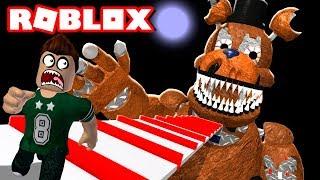 FREDDY FNAF OBBY IT ROBLOX Cinque notti al Freddy's Obby Roblox Espaàol