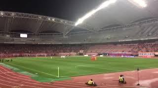 2018.4.18 ルヴァンカップグループステージ第4節 ベガルタ仙台 1-3 アル...