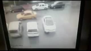 İzmir Bayraklı Adliyesi bombalı aracın patlama anı