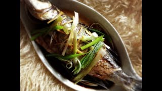 cantonese style steamed fish 港 清 蒸 魚