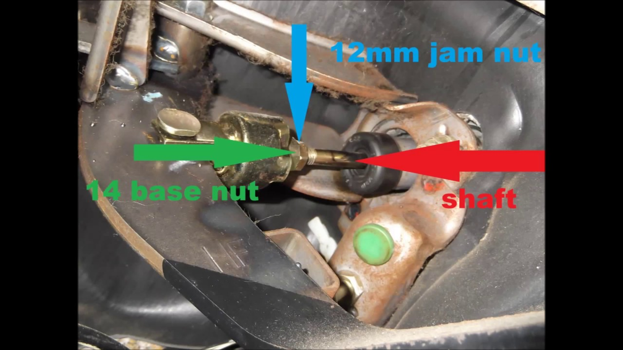 2000 Celica Hydraulic Clutch Pedal Adjustment Youtube Ra24 Wiring Diagram