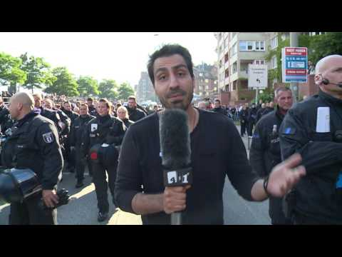 TEASER 451 | Reza vor Ort in Hamburg beim G20-Gipfel