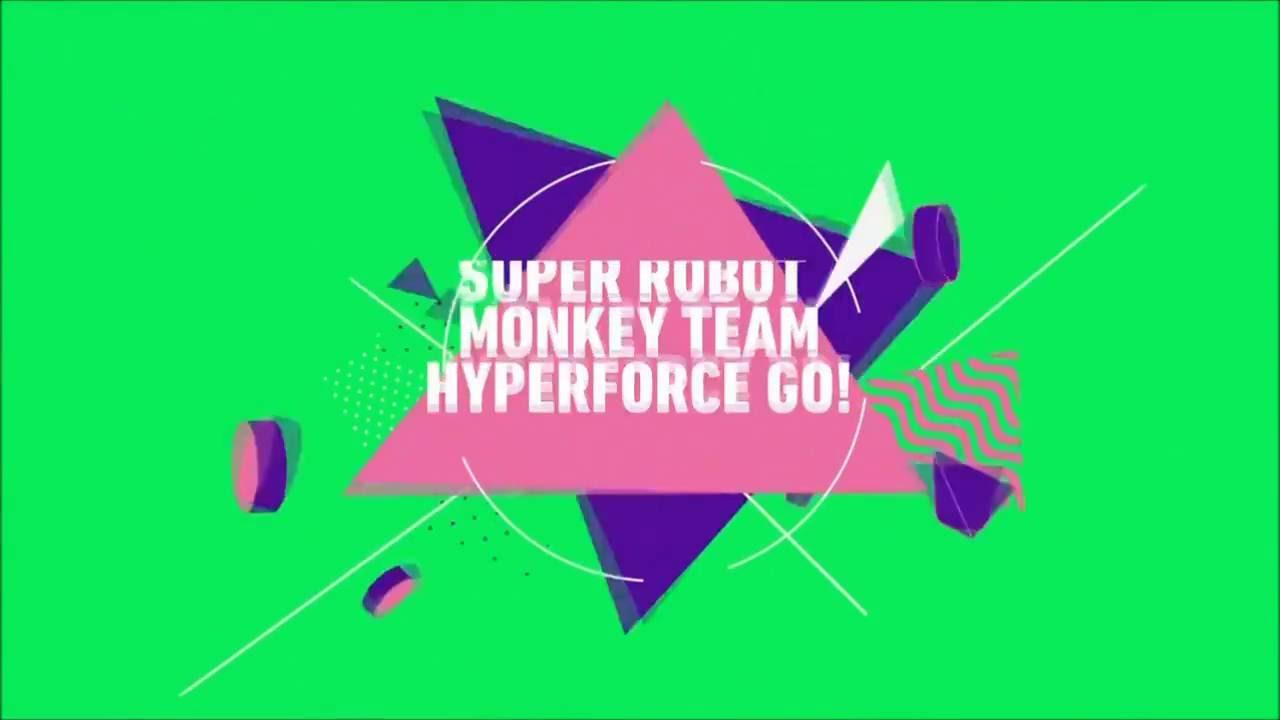disney xd asia commercial bumpers super robot monkey