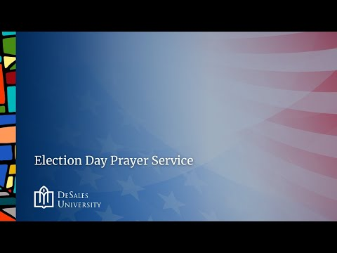 Election Prayer Service