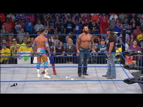 James Storm Chooses His Tag Team Partner for Slammiversary - May 23, 2013