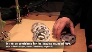 video 312 - Defonceuse - Router - Fraser - Part 3