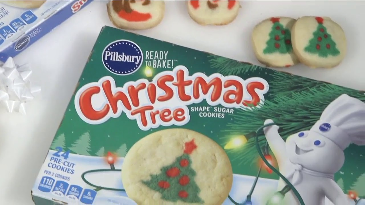 How Many Of Your Favorite Christmas Cookies Can You Eat Under 100 Calories