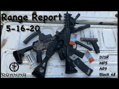 Range Report 5-16-20