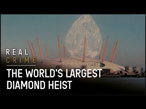 The Gang Who Tried to Steal the World's Largest Perfect Diamond | Real Crime