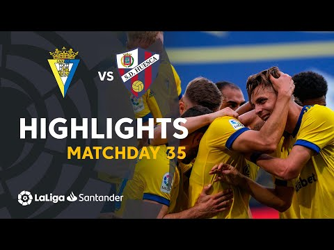 Cadiz Huesca Goals And Highlights