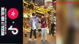 tchu tcha tcha dance challenges- mike moonnight& dm'boys .musical.ly