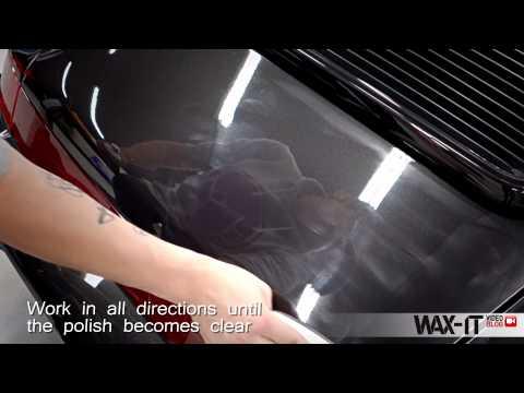 WAX-IT - Do It Yourself - Auto Finesse Clay + Rejuvenate + Wax
