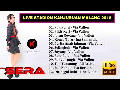 Via Vallen - Pak Polisi - OM. SERA Terbaru 2018 Live Stadion Kanjuruan Malang
