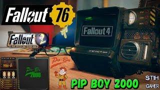 Fallout 4 Pip Boy 2000 из Fallout 76 1 2