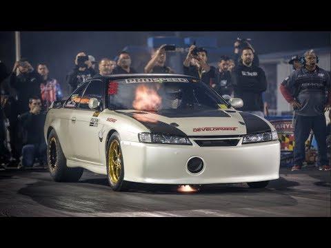 """2000HP Nissan 240sx """"White Rice"""" - Worlds Quickest & Fastest 240sx"""