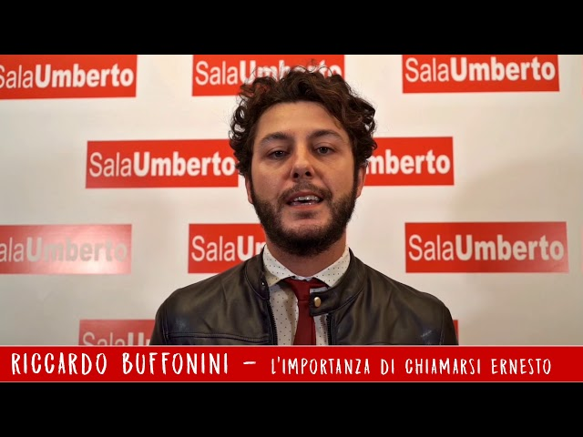SALA UMBERTO - RICCARDO BUFFONINI