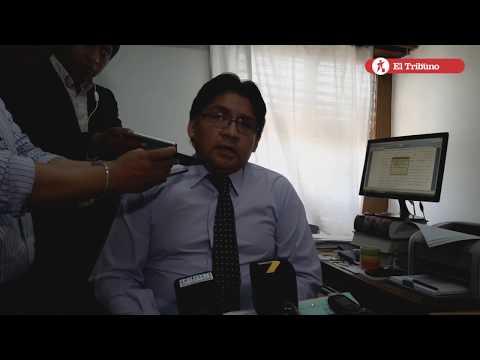 Filicidio en Huacalera, Caso Sergio Lima y Matías Puca / Conferencia Aldo Lozano