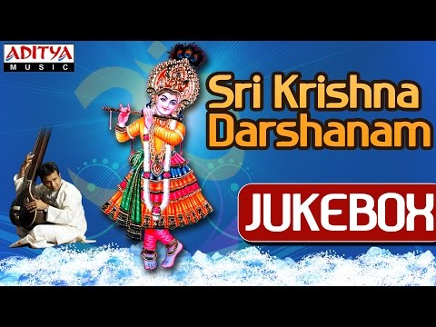 Sri Krishna Darshanam Devotional songs By Unnikrishnan