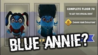 Evolving Paige & Trying For Heavy Metal Annie | Angry Birds Evolution