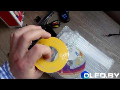 Портативный DVD плеер Eplutus LS-780T. Обзор игр и 3D фильмов.