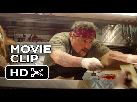 Chef Movie CLIP - LA Food Truck (2014) - Jon Favreau, Sofía Vergara Blu-Ray Movie HD