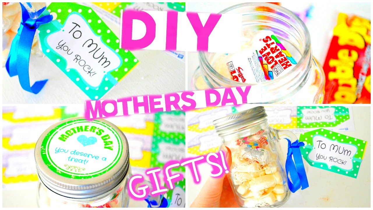 Diy Mother S Day Gift Ideas 2016 Pinterest Inspired You