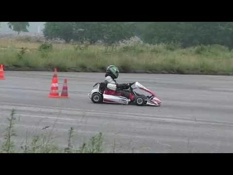 #KARTING in #Germany - #Sport -Nachrichten - #ADAC Kart Slalom in Germany 25 06 2016